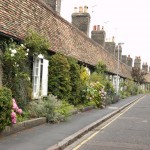 Cottages on Orchard Street, Cambridge